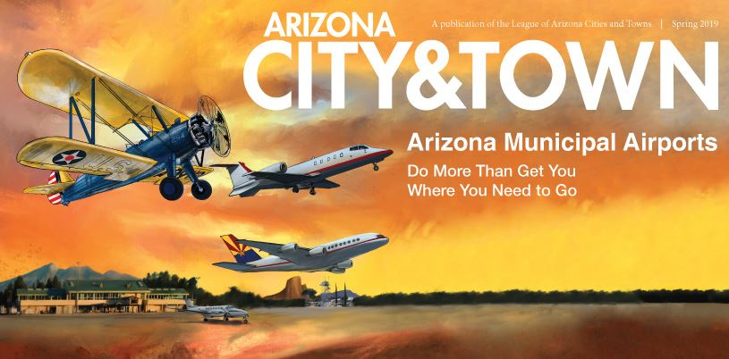 Arizona City & Town Magazine Spring