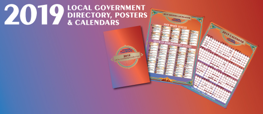Local Government Director, Poster and Calendar