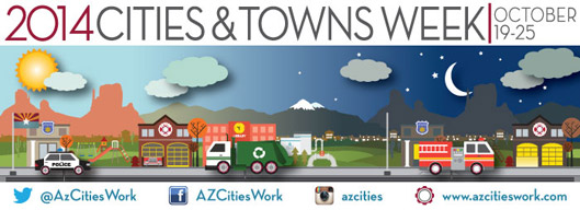 2014 Arizona Cities and Towns Week
