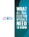 What All Local Elected Officials Need to Know