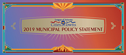2019 Municipal Policy Statement