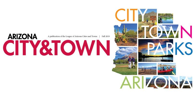 City and Town Magazine - Fall